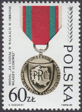 Odznaczenia bojowe Ludowego Wojska Polskiego - 3077
