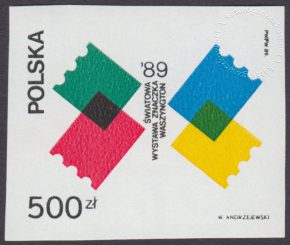 Światowa wystawa znaczka w Waszyngtonie - 3081A
