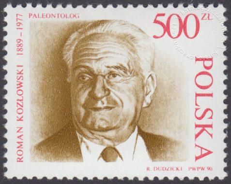 Roman Kozłowski - paleozoolog i paleontolog - 3116