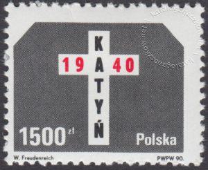 50 rocznica męczeńskiej śmierci polskich oficerów w Katyniu - 3126