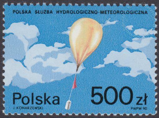 Polska Służba Hydrologiczno-Meteorologiczna - 3127