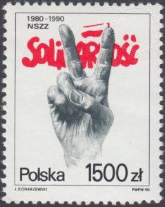 10 rocznica powstania NSZZ Solidarność - 3133