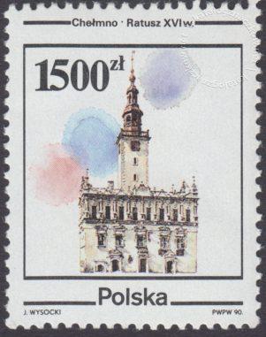 Zabytki miast polskich - 3156