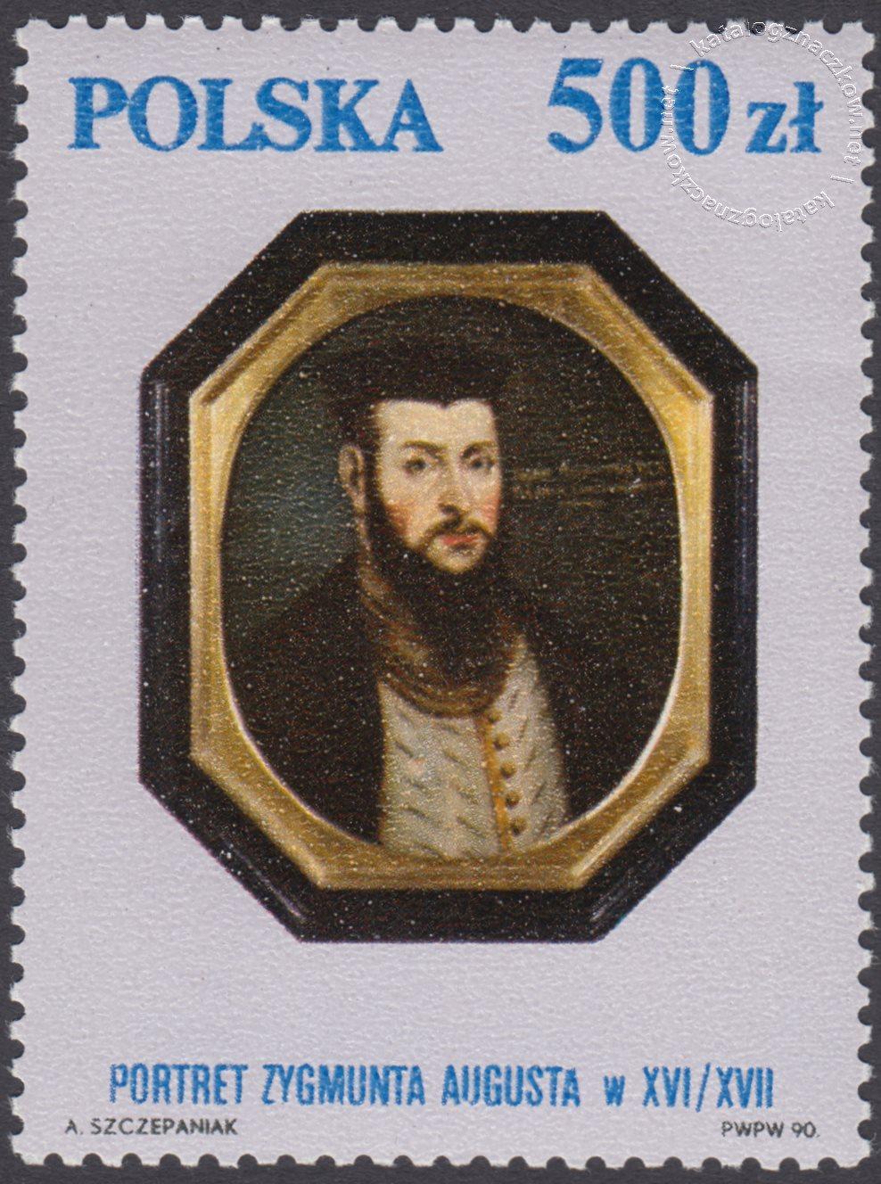 Arcydzieła ze zbiorów Muzeum Narodowego w Krakowie znaczek nr 3158