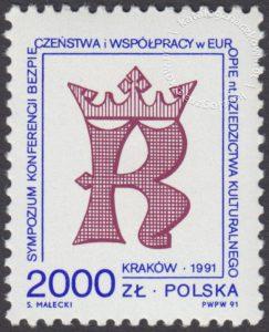 Sympozjum KBWE na temat Dziedzictwa Kulturalnego w Krakowie - 3185