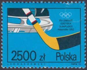 XVI Zimowe Igrzyska Olimpijskie w Albertville - 3222
