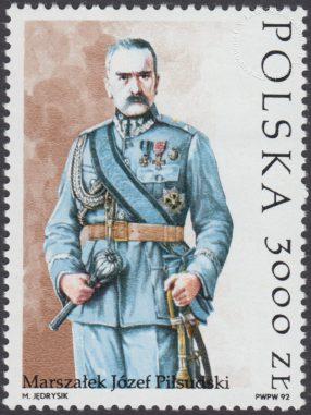 200 rocznica ustanowienia Orderu Wojennego Virtuti Militari znaczek nr 3236