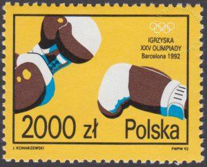 XXV Igrzyska Olimpijskie w Barcelonie - 3241
