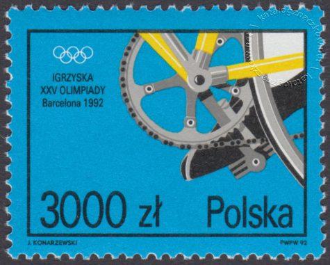 XXV Igrzyska Olimpijskie w Barcelonie - 3243