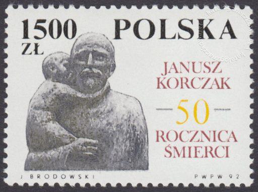 50 rocznica śmierci Janusza Korczaka - 3245
