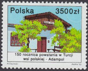 150 rocznica powstania w Turcji polskiej wsi Adampol - 3250