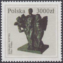 Rzeźba polska ze zbiorów Muzeum Narodowego w Warszawie - 3255