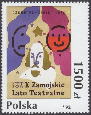 Plakat polski - 3257
