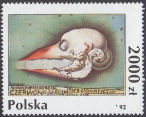 Plakat polski - 3258