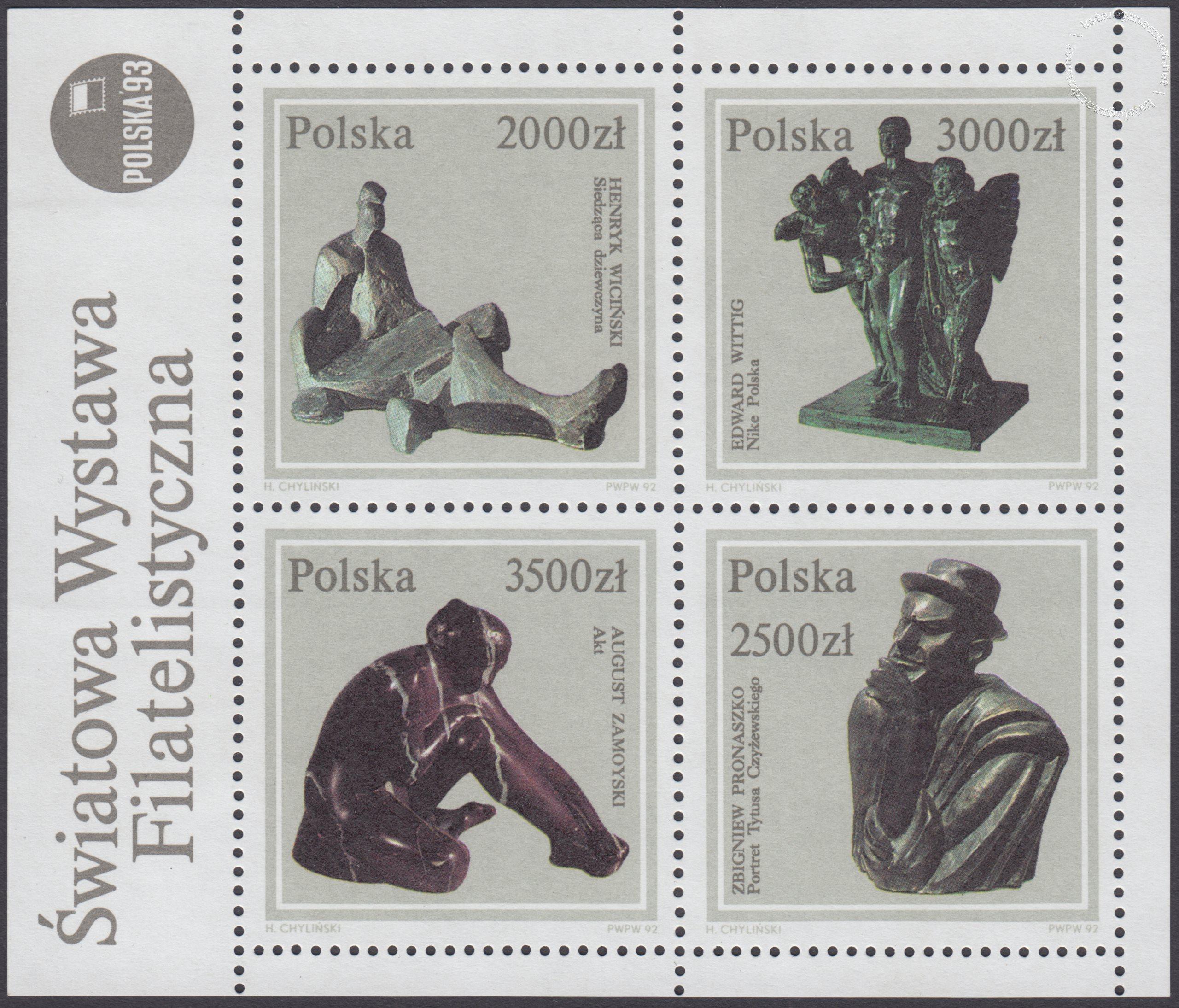 Rzeźba polska ze zbiorów Muzeum Narodowego w Warszawie – Blok 105
