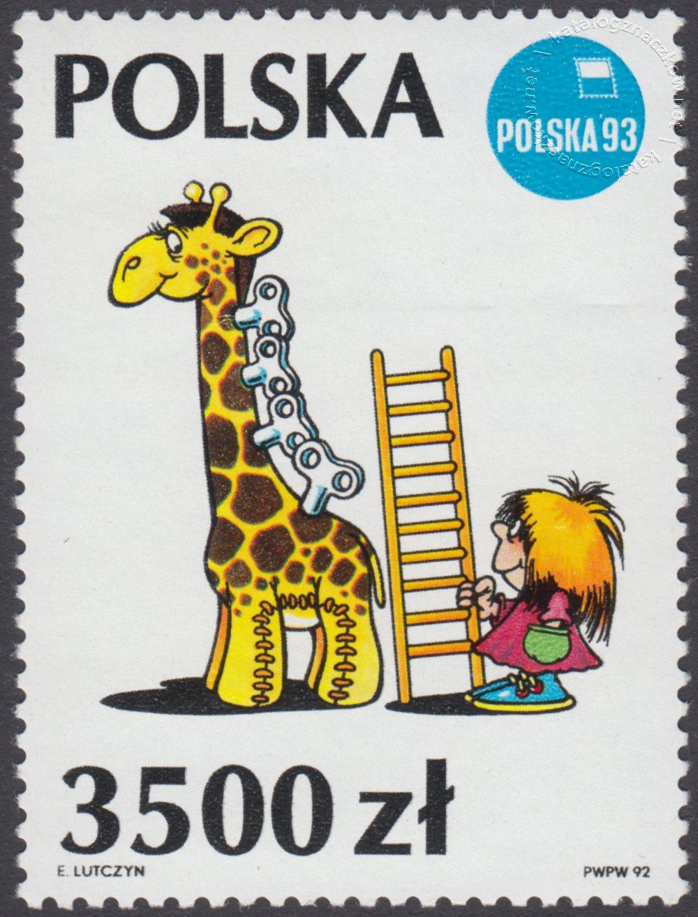 Świat ilustracji Edwarda Lutczyna znazek nr 3264
