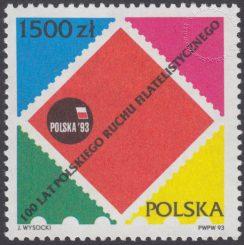 100 lat polskiego ruchu filatelistycznego - 3277