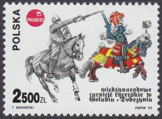 Międzynarodowe Turnieje Rycerskie w Golubiu-Dobrzyniu - 3293