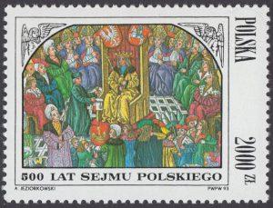 500 lat Sejmu Polskiego - 3299
