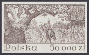 Światowa Wystawa Filatelistyczna w Poznaniu - 3301A