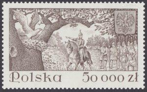 Światowa Wystawa Filatelistyczna w Poznaniu - 3301B