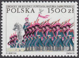 Obchody 200 rocznicy powstania Mazurka Dąbrowskiego - 3316