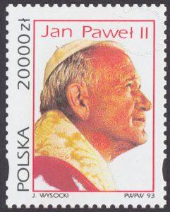 XV rocznica pontyfikatu Papieża Jana Pawła II - 3323