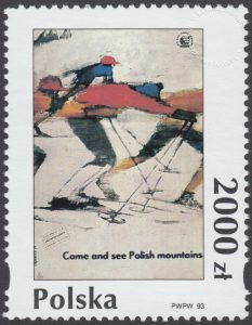 Plakat polski - 3327