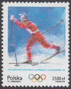 XVII Zimowe Igrzyska Olimpijskie w Lillehammer - 3330