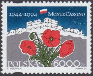 50 rocznica zdobycia Monte Cassino - 3340