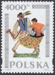 Tańce polskie wg Zofii Stryjeńskiej - 3343