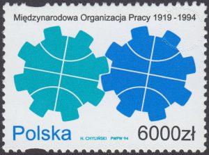 75 lat Międzynarodowej Organizacji Pracy - 3345