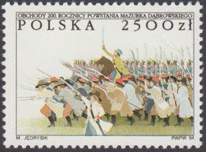 Obchody 200 rocznicy powstania Mazurka Dąbrowskiego - 3351