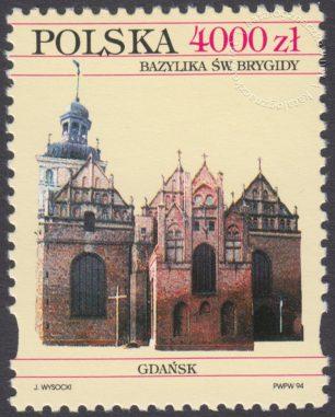 Bazylika św.Brygidy w Gdańsku - 3354