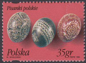Pisanki polskie - 3378