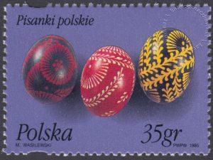 Pisanki polskie - 3379