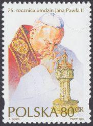 75 rocznica urodzin Papieża Jana Pawła II - 3388
