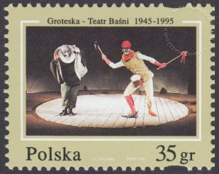 Groteska - Teatr Baśni 1945-1995 - 3389