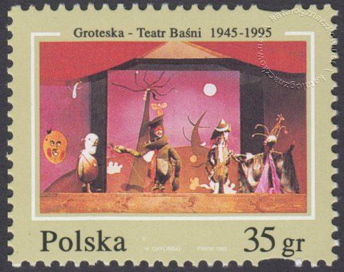 Groteska - Teatr Baśni 1945-1995 - 3390