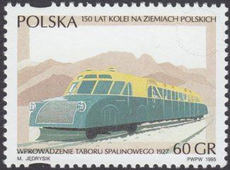 150 lat kolei na ziemiach polskich - 3394