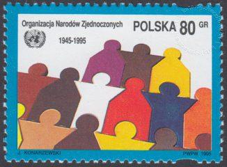 50 lat Organizacji Narodów Zjednoczonych - 3397