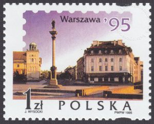 XVII Ogólnopolska Wystawa Filatelistyczna w Warszawie - 3408