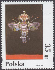 Plakat polski - 3410
