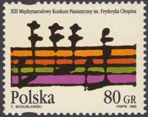 XIII Międzynarodowy Konkurs Pianistyczny im. Fryderyka Chopina - 3412