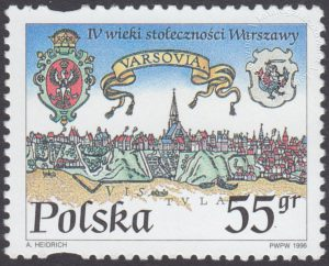 Cztery wieki stołeczności Warszawy - 3433