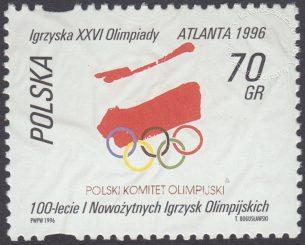 XXVI Igrzyska Olimpijskie w Atlancie - 3459