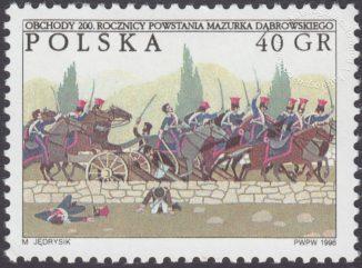 Obchody 200 rocznicy powstania Mazurka Dąbrowskiego - 3463