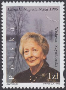 Wisława Szymborska - laureatka Literackiej Nagrody Nobla w 1996 - 3485