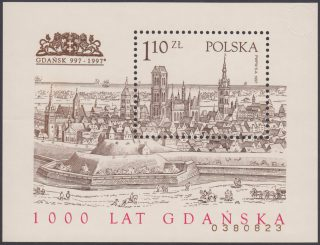 1000 lat Gdańska - Blok 115B