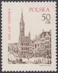 1000 lat Gdańska - 3492